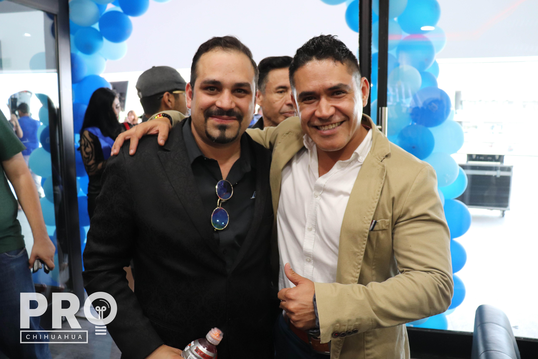 Ricardo Ávila y Carlos Castro