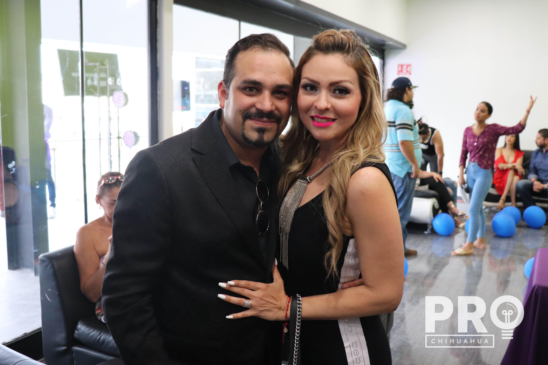 Ricardo Ávila y Alicia Bello