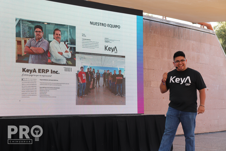 Presentando KeyAERP