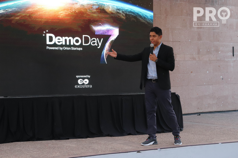 Bienvenida al evento por Sebastián Hernández