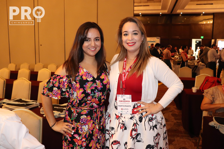 Gabriela Chavira y Mariana Aguilera