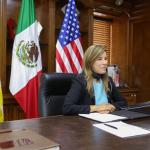 """RENUEVA GOBIERNO MUNICIPAL DE CHIHUAHUA ACUERDO """"CIUDADES HERMANAS"""" CON EL PASO TEXAS"""