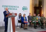 Las nuevas del presidente: ¿gobierno esconde vacunas?, espionaje, frontera inmunizada en agosto…