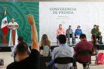 Resumen de la mañanera: consulta popular… de nuevo, seguridad sin cambio de estrategia, visita a Puerto Vallarta
