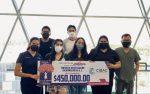 Dona Alsuper 1 millón 700 mil pesos gracias al Redondeo