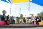 Remodelación en Parque Infantil del DIF representó inversión superior a los 64 mdp