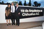 Marco Bonilla brindó emotivo mensaje a la Barra de Arquitectos por 36 aniversario