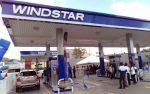 Incapacitado Windstar para importar combustible