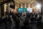 Las nuevas del presidente: Banco del Bienestar inaugurado, llamado a gobiernos estatales y municipales a ahorrar recursos, continua caso Ayotzinapa