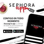 Lanza Sephora app para hacer pedidos en México