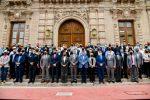 Así fue la primera reunión de la gobernadora con los 67 alcaldes
