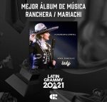 Nora González, de Parral para los Latin Grammy 2021