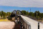El próximo ícono de la ciudad: el puente ciclista El Encino-Rejón