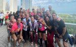 Chihuahuenses destacan en Maratón de Chicago 2021